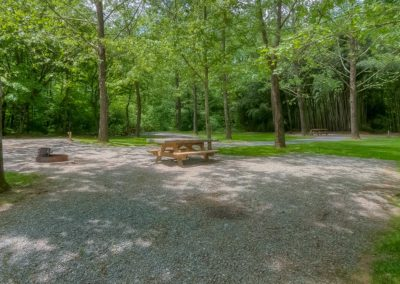 Toccoa Valley Campground - Our Campsites on